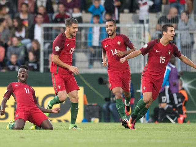 U20 World Cup ngày 8: Bồ Đào Nha thoát hiểm, Italia cán đích