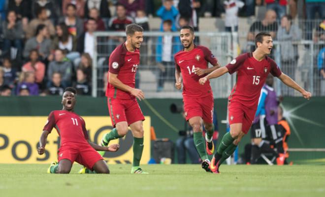 U20 World Cup ngày 8: Bồ Đào Nha thoát hiểm, Italia cán đích - 1