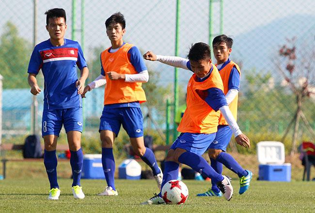 """U20 Honduras """"bí hiểm"""" & chiêu khích tướng ở U20 Việt Nam - 9"""
