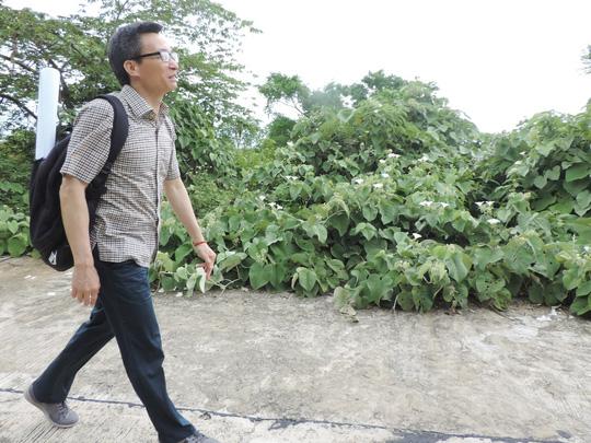 Phó Thủ tướng Vũ Đức Đam bất ngờ thị sát Sơn Trà - 3