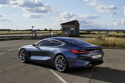 BMW 8-Series hoàn toàn mới trình làng - 2