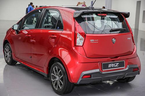 Xe giá rẻ Proton Iriz 2017 chỉ 211 triệu đồng - 2