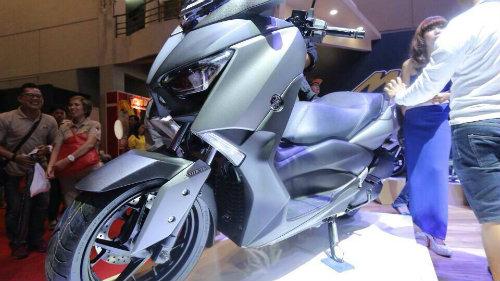 2017 Yamaha X-Max 250 nhận đặt hàng, giá 94 triệu đồng - 2