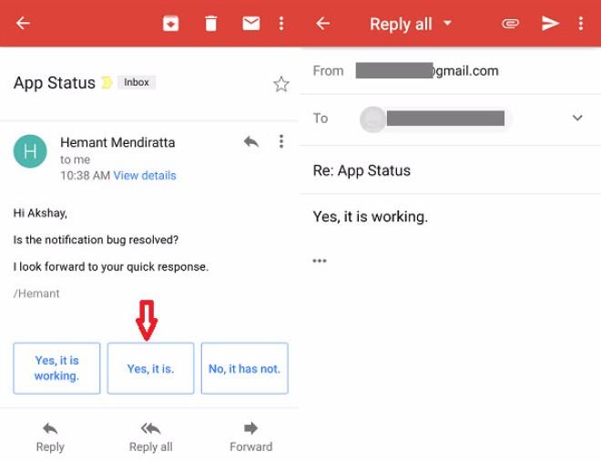 Cách bật/tắt Smart Reply trong Gmail trên iOS và Android - 3