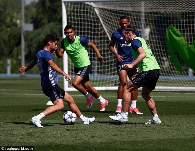 """Chung kết Cup C1 Real - Juventus: """"Người phán xử"""" Zidane đau đầu vì Bale - 1"""