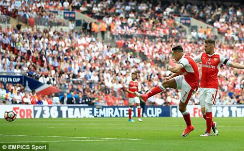 Chi tiết Arsenal - Chelsea: 3 phút 2 bàn thắng (KT) - 3
