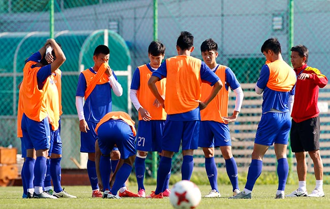 U20 Việt Nam - U20 Honduras: Tổng tấn công, mơ kì tích - 1