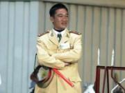 Bóng đá - Danh thủ mưu sinh trái nghề: CSGT Vũ Minh Hiếu