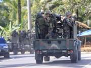 Quân sự - Video: Binh sĩ Philippines rút chạy hàng loạt vì xạ thủ IS