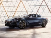 Tư vấn - BMW 8-Series hoàn toàn mới trình làng