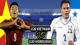 Nhận định bóng đá U20 Việt Nam - U20 Honduras: Tấn công tổng lực, mơ kì tích