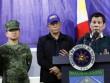 """IS chiếm TP, Duterte nói sẽ dùng """"biện pháp mạnh"""""""