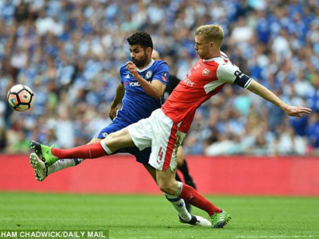 Arsenal - Chelsea: Choáng ngợp 38 giây đoạt Cúp
