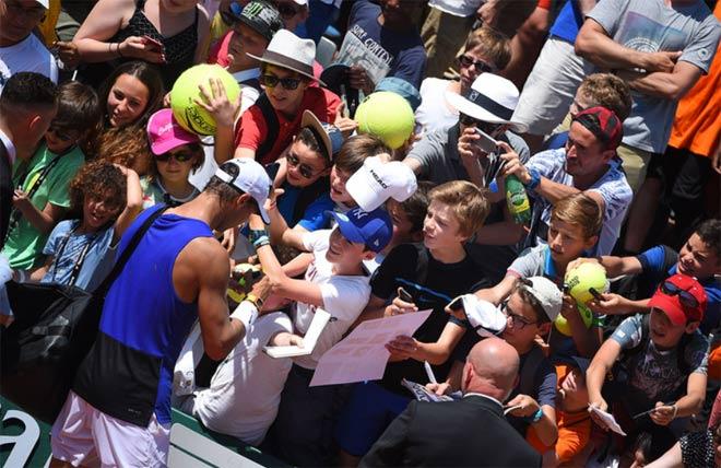 Tin nóng Roland Garros 28/5: Nadal tự tâng bốc cơ hội đoạt Decima - 6