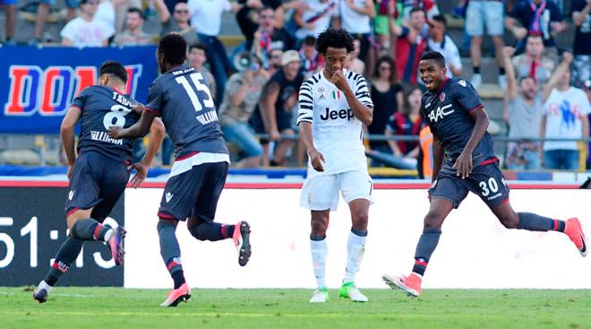 Bologna - Juventus: Choáng váng thần đồng 17 tuổi - 1