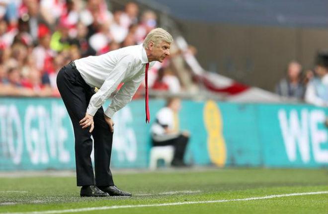Wenger rạng ngời đi vào sử sách FA cup, ở lại Arsenal 2 năm - 7