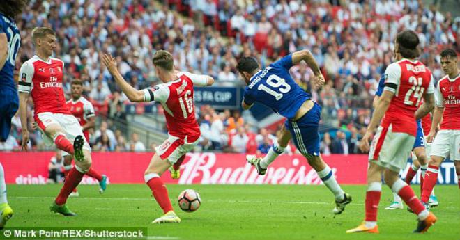 Wenger rạng ngời đi vào sử sách FA cup, ở lại Arsenal 2 năm - 5