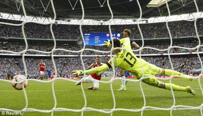 Wenger rạng ngời đi vào sử sách FA cup, ở lại Arsenal 2 năm - 8