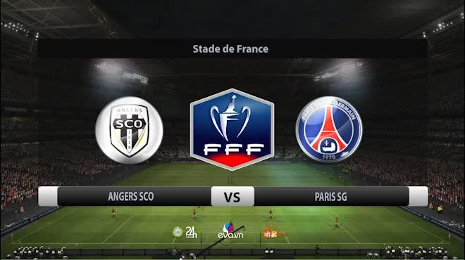 """PSG - Angers: """"Cái chết"""" nghiệt ngã ở phút bù giờ"""