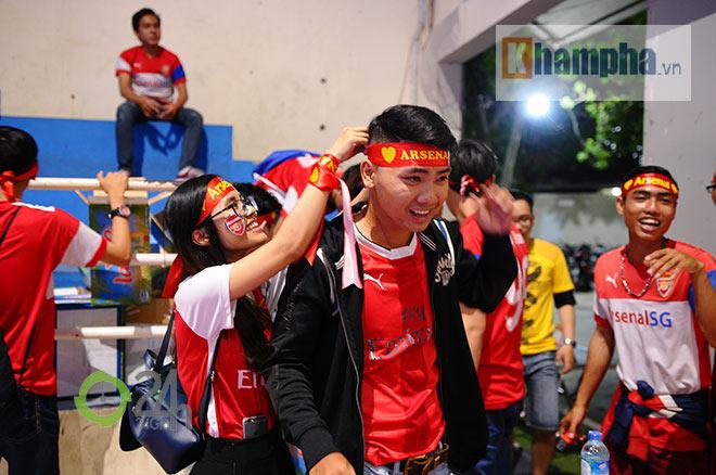"""Arsenal vô địch FA Cup, """"giáo sư"""" Wenger lại được fan Việt tin tưởng - 2"""