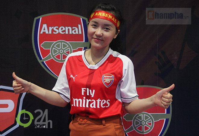 """Arsenal vô địch FA Cup, """"giáo sư"""" Wenger lại được fan Việt tin tưởng - 8"""