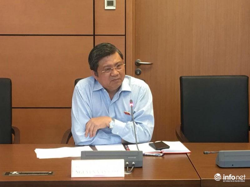 Ông Nguyễn Văn Giàu: Khi tôi làm Thống đốc, dư nợ chỉ 2,3 triệu tỷ đồng - 1