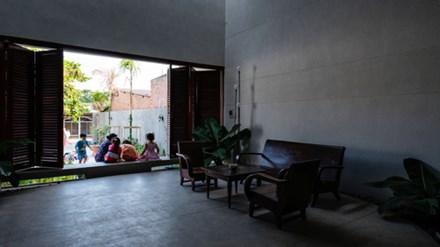 Căn nhà 'hiện đại - quá khứ' cho gia đình 3 thế hệ - 6