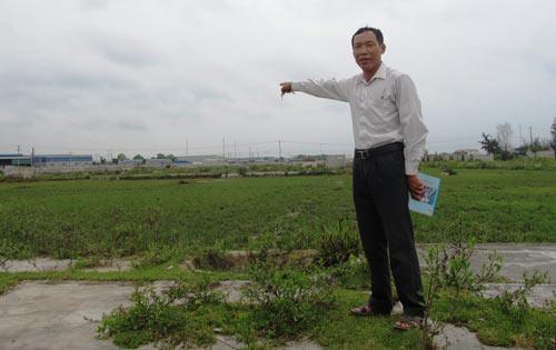 Thanh Hóa: Quá xót cho 100ha đất làm muối bị bỏ hoang vì ô nhiễm - 1