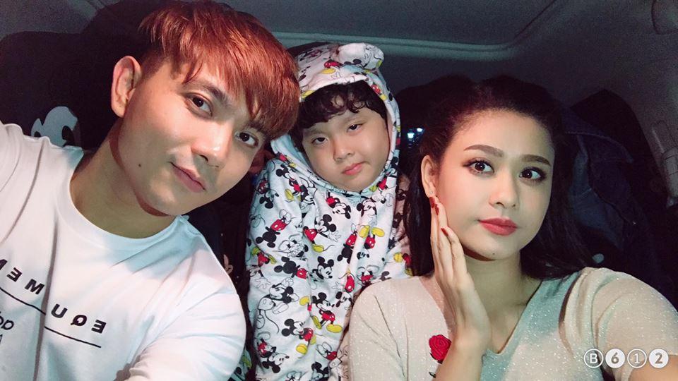 Trương Quỳnh Anh khoe clip gia đình vui nhộn sau tin đồn tan vỡ - 3