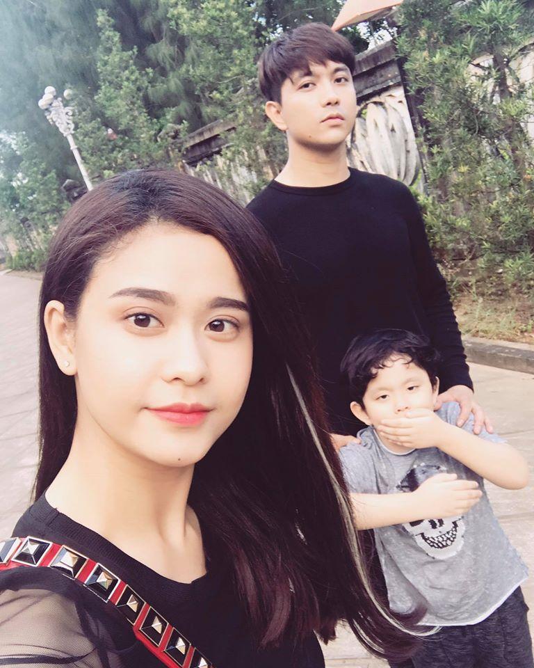 Trương Quỳnh Anh khoe clip gia đình vui nhộn sau tin đồn tan vỡ - 6