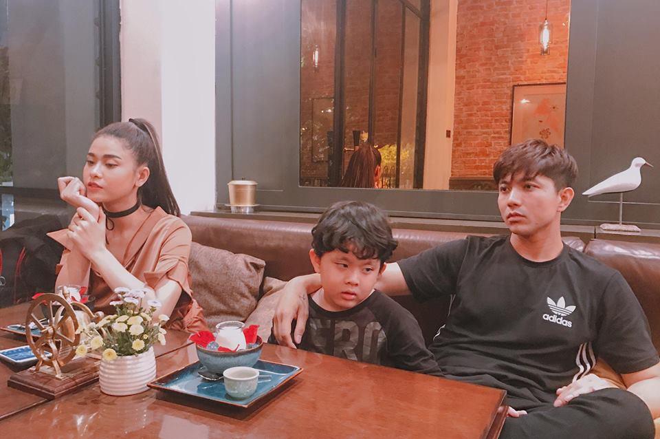 Trương Quỳnh Anh khoe clip gia đình vui nhộn sau tin đồn tan vỡ - 5