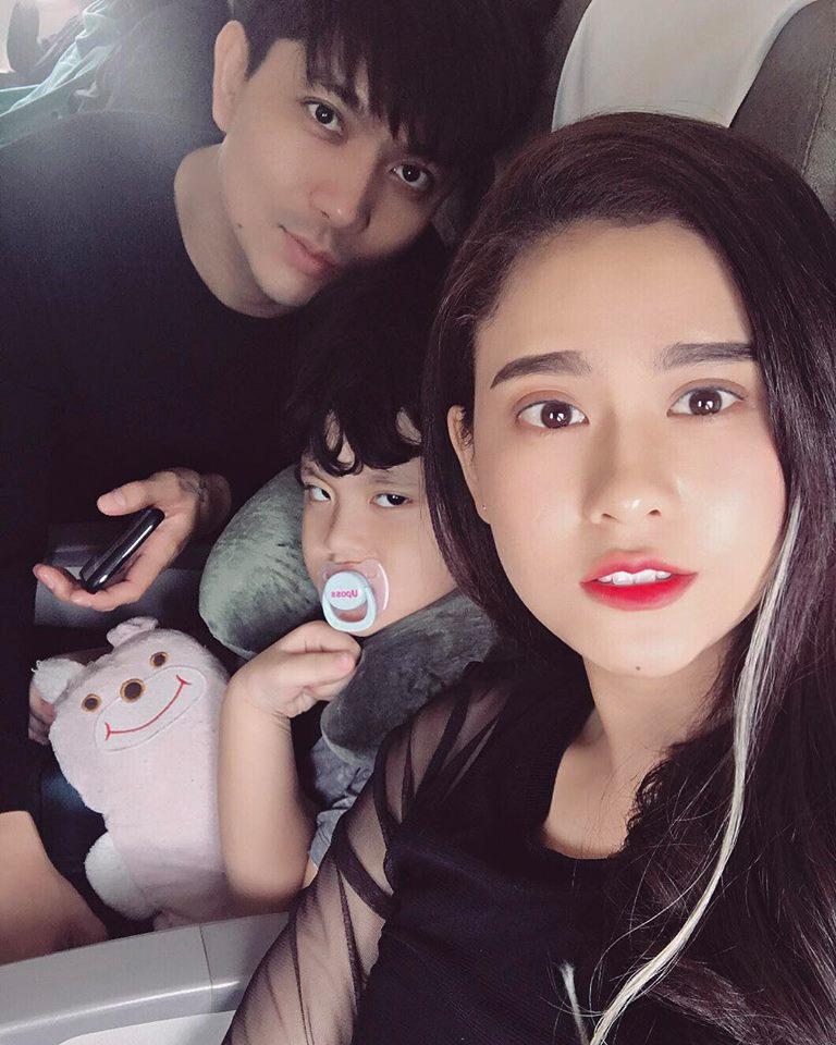 Trương Quỳnh Anh khoe clip gia đình vui nhộn sau tin đồn tan vỡ - 8