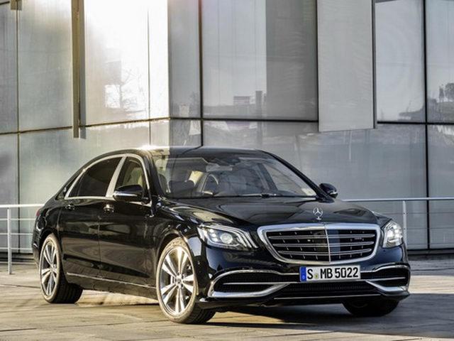 Mercedes-Benz S-Class 2018 có giá từ 2,24 tỷ đồng - 1