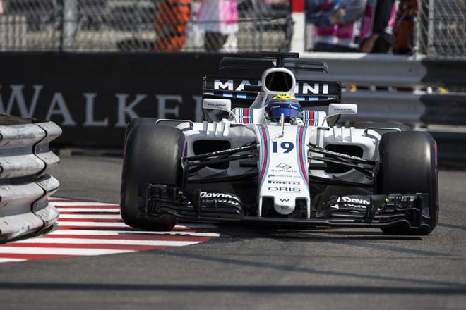 Đua xe F1 - Phân hạng Monaco GP: Thảm họa cho nhà cựu vô địch - 4