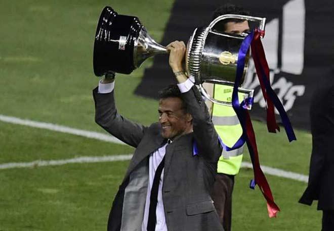 Enrique – Barca: 3 năm lịch sử, vẫn núp bóng Guardiola, Cruyff - 1