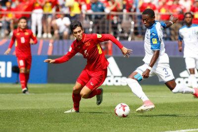 Chi tiết U20 Việt Nam - U20 Honduras: Nỗi đau nhân đôi (KT) - 4