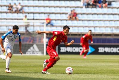 Chi tiết U20 Việt Nam - U20 Honduras: Nỗi đau nhân đôi (KT) - 3