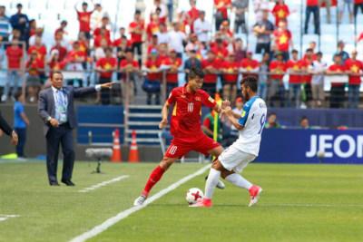Chi tiết U20 Việt Nam - U20 Honduras: Nỗi đau nhân đôi (KT) - 6