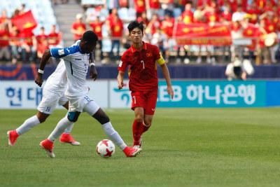 Chi tiết U20 Việt Nam - U20 Honduras: Nỗi đau nhân đôi (KT) - 9