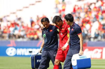 Chi tiết U20 Việt Nam - U20 Honduras: Nỗi đau nhân đôi (KT) - 7