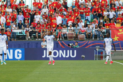 Chi tiết U20 Việt Nam - U20 Honduras: Nỗi đau nhân đôi (KT) - 10