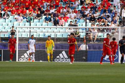 Chi tiết U20 Việt Nam - U20 Honduras: Nỗi đau nhân đôi (KT) - 11