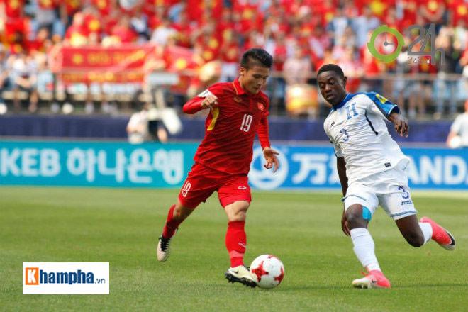 U20 Việt Nam - U20 Honduras: Những chiến binh quả cảm - 1