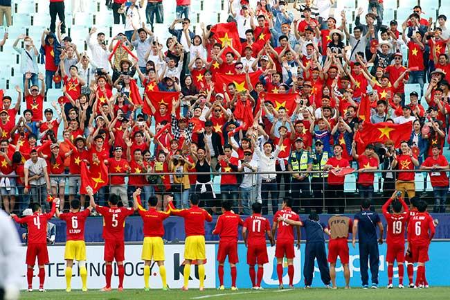 U20 Việt Nam ngẩng cao đầu chia tay U20 World Cup 2017 - 10