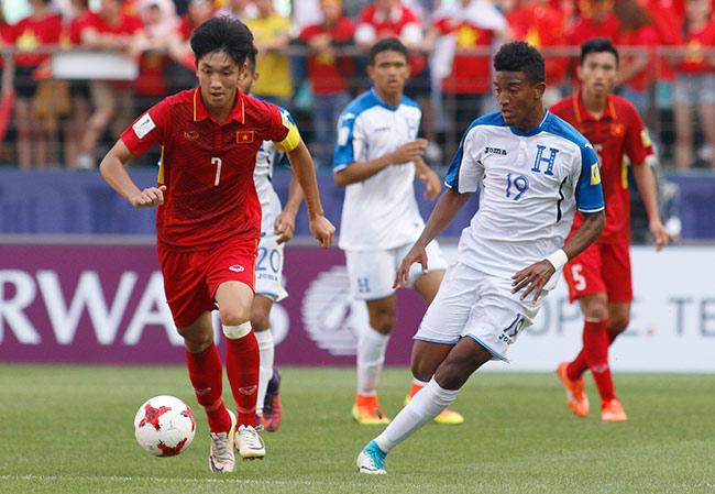 U20 Việt Nam ngẩng cao đầu chia tay U20 World Cup 2017 - 2