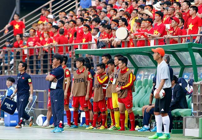 U20 Việt Nam ngẩng cao đầu chia tay U20 World Cup 2017 - 3