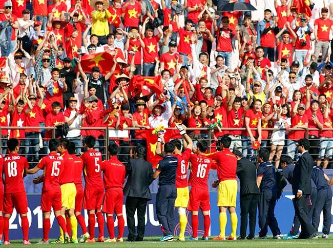 U20 Việt Nam ngẩng cao đầu chia tay U20 World Cup 2017 - 6