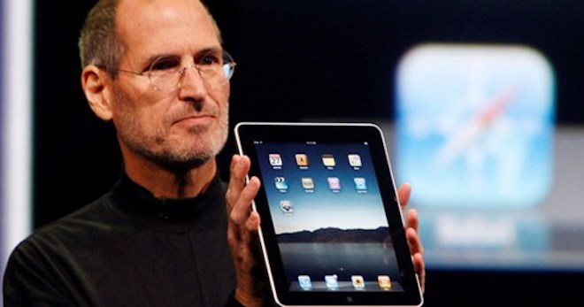 Vì sao Steve Jobs không cho con sử dụng iPad? - 1