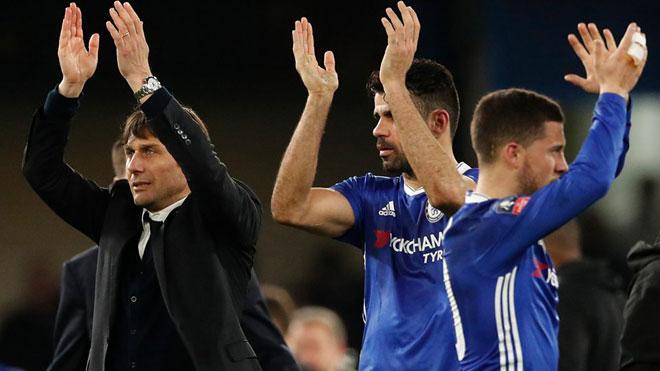 Chelsea thua Arsenal: 3-4-3, Conte lộ gót Achilles - 1