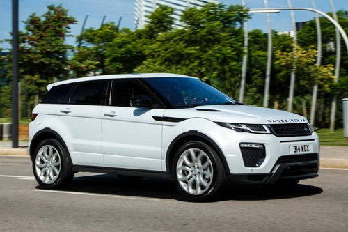Land Rover Discovery Sport 2018 và Evoque 2018 ra mắt - 2